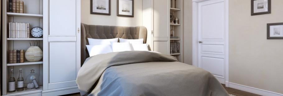 модульная спальня фото