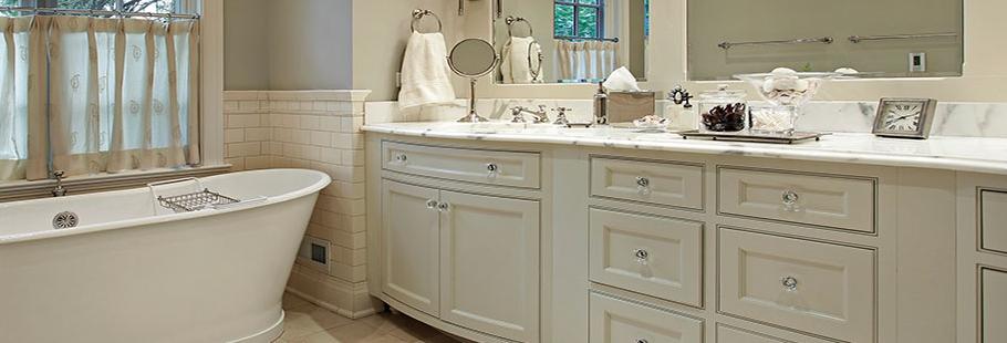комод в ванной комнате фото